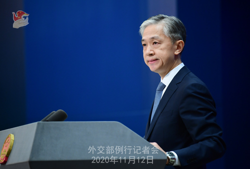 Spokesman dismisses accusations over Hong Kong decision