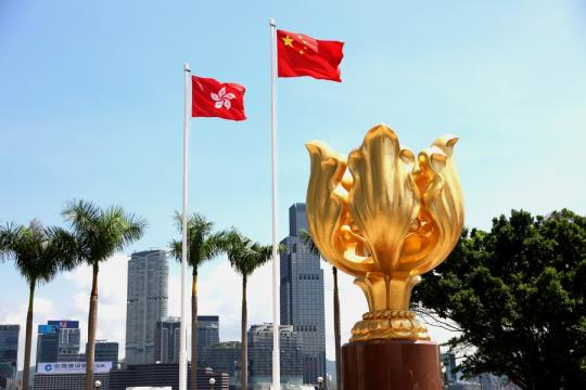 Delegates seek improved HK electoral system